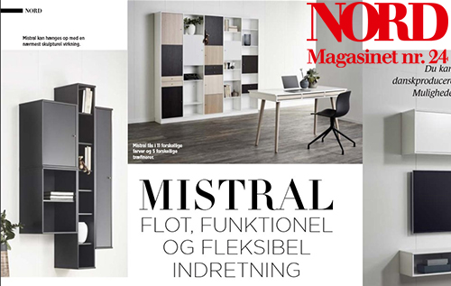 MISTRAL in NORD magazin No. 24