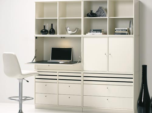 MISTRAL home office.